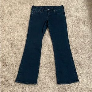 KUT From The Kloth Michelle Slim Flare Jeans Sz 4P